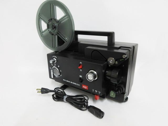 8mm 映写機 買取!