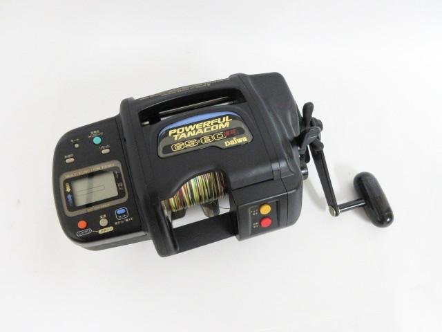 ダイワ パワフル タナコン GS-80 速攻 電動 リール 買取!