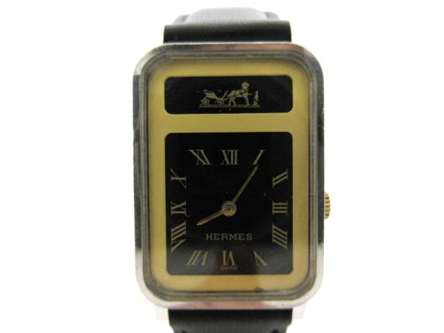 エルメス ヴィンテージ腕時計 買取!