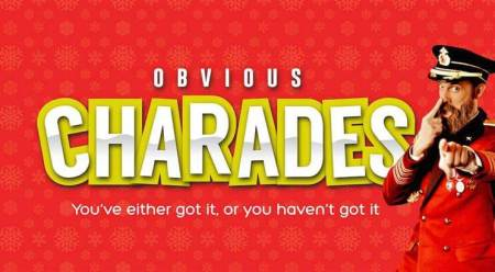 Christmas charades to create customer engagement