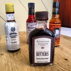 First Look: Woodford Reserve Bourbon Barrel Aged Spiced Cherry Bitters
