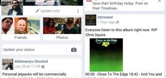 Facebook spustil aplikáciu Facebook Lite pre Android šetriacu dáta