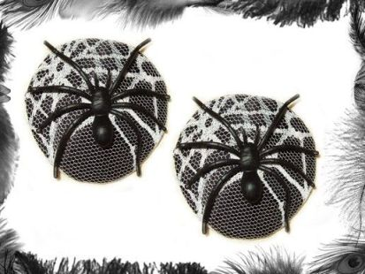 10. Emerald Angel Spider Pasties