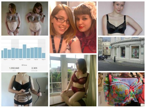 Bras and Body Image 3 years of blogging