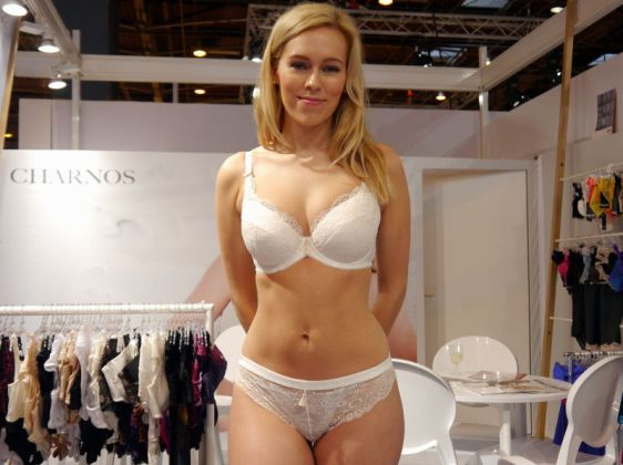 Charnos Bailey Padded Bra Set in Ivory (Charnos AW16)