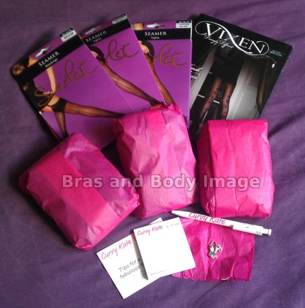 Curvature Boutique Packages