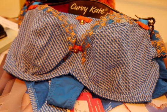 Curvy Kate Cascade Pacific Blue