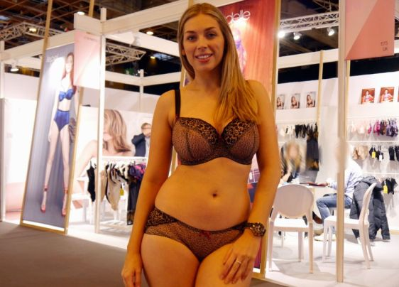 Curvy Kate Wild Cat Full in Leopard (Curvy Kate AW16)