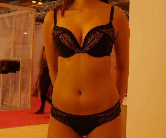 Panache Aria Black/Nude