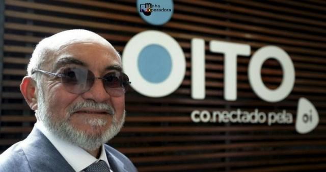 Eurico Teles, presidente da Oi