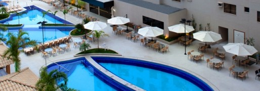 Piscinas do Hotel Boulevard