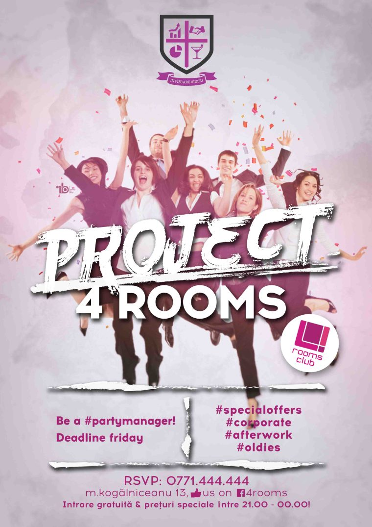 project 4 rooms