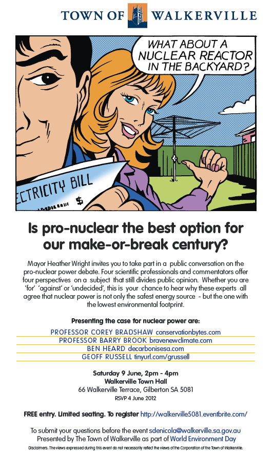 Is pro-nuclear the best option for our make-or-break century? (2/2)