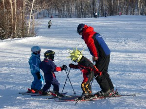 Teach Your Kids To Ski