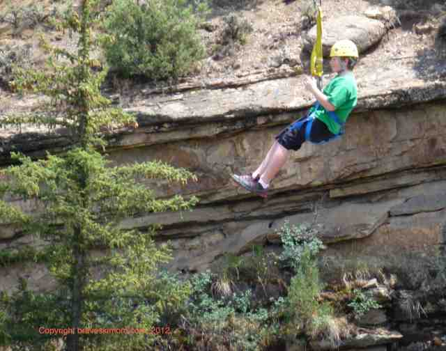 zipline fun zip adventures vail colorado