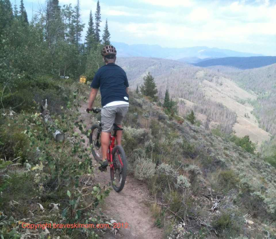 bike granby ranch downhill