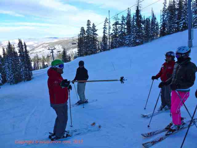 Clendenin ski method camp