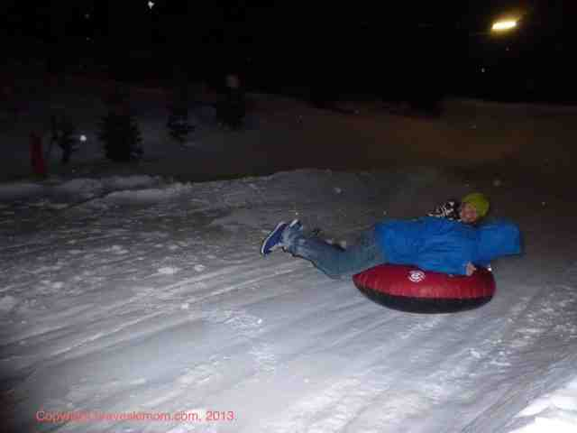ullr nights tubing snowmass
