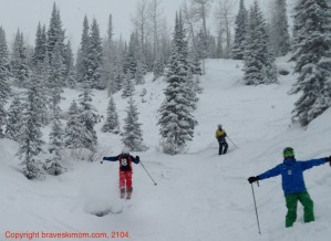 Hard Truths About Skiing With Teens. And Some Good News, Too.