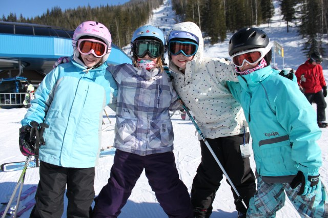 Revelstoke mountain resort kids