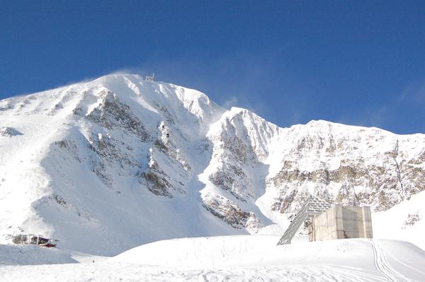 biggest skiing in america