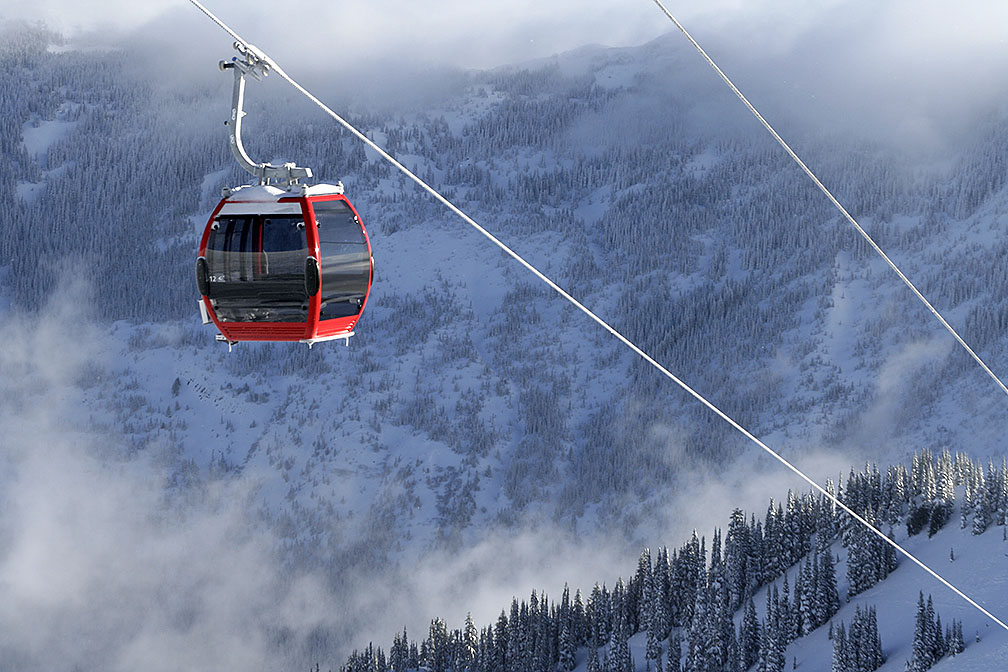 mount rainier gondola