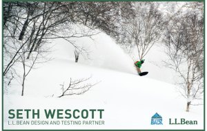 Giveaways: Warren Miller Film and Party; Snow Selfie for a Skboot Bag