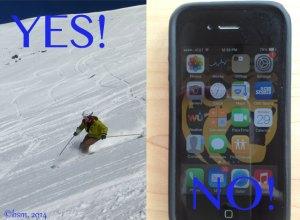 the skiers vow james lummis