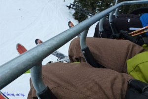 Bravery 101: Chairlift Safety for Parents and Kids
