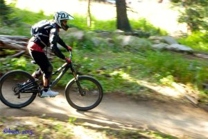 Keep Looking Ahead: Family Biking at Crested Butte's Evolution Park