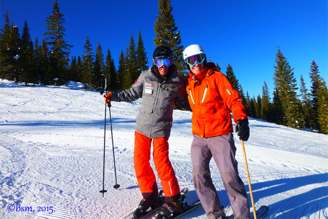 first tracks snowmass guide