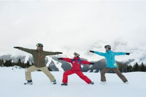 Yoga for Skiers