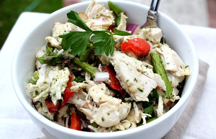 Paleo Chicken Salad Puffs II