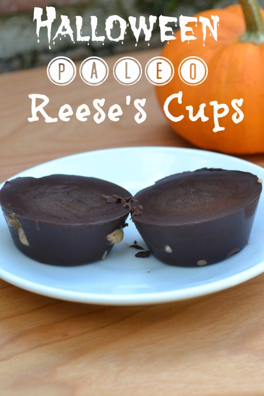 These Homemade Paleo Reese's Cups are great for the holidays!