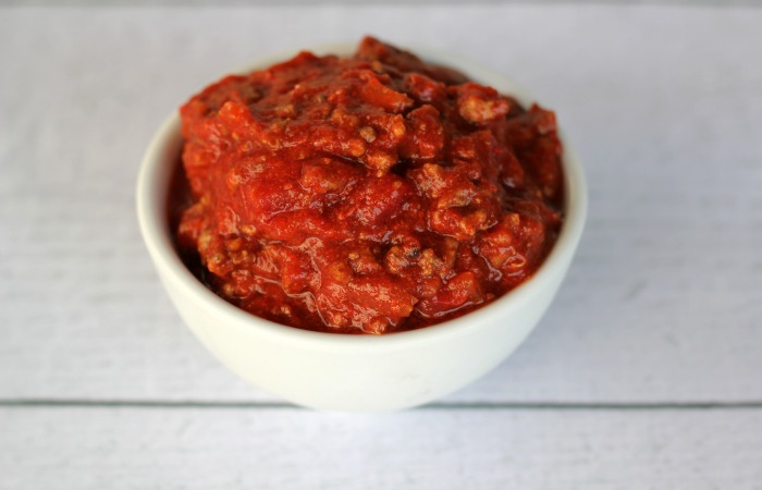 Paleo Chili Recipe is perfect for a cold day! It's easy to make and very filling.