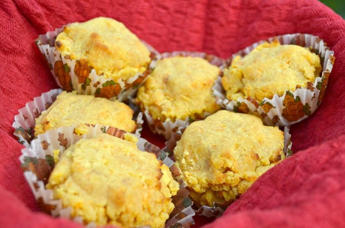 Yummy Grain Free Carrot Muffins