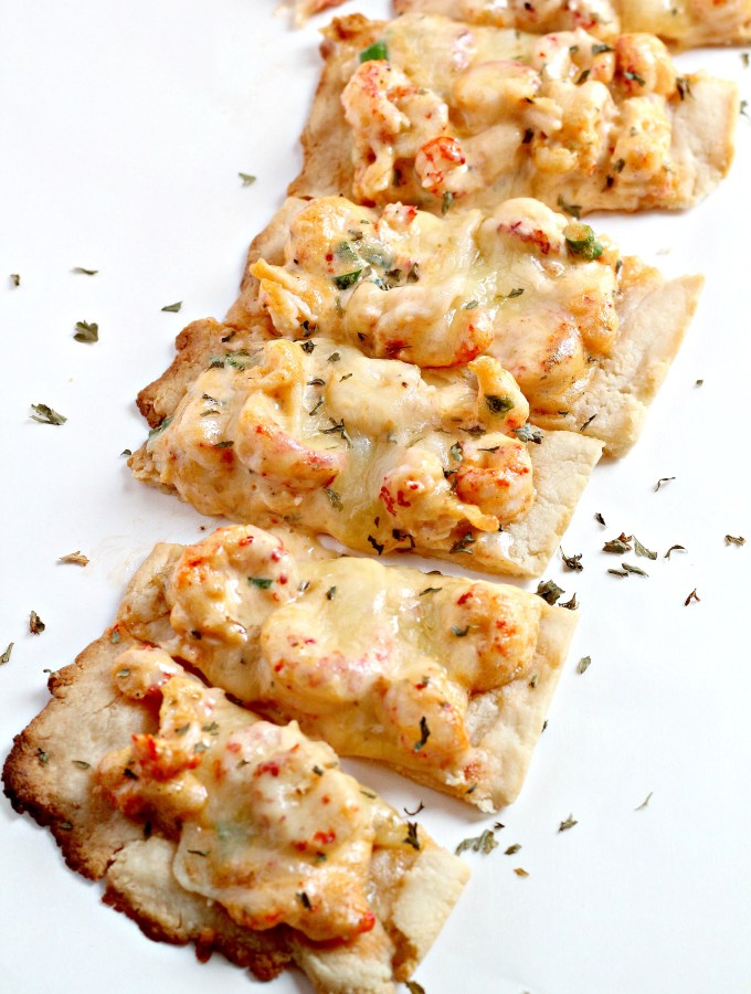 Grain Free Crawfish Bread