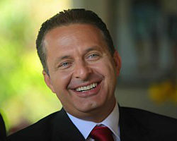 Invite: A Conversation with Governor Eduardo Campos, of the Brazilian State of Pernambuco