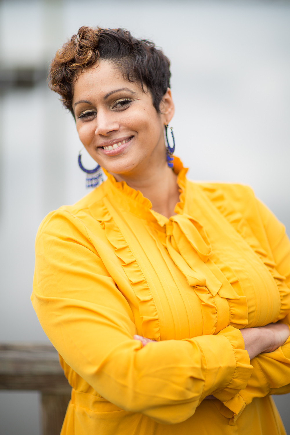 Jana Jones Halls is the Executive Director of the BRC on the Prevention of Youth Violence. The BRC is a non-profit organization in Wilmington, North Carolina dedicated to creating pathways to success for the youth and families in the north downtown Wilmington community.