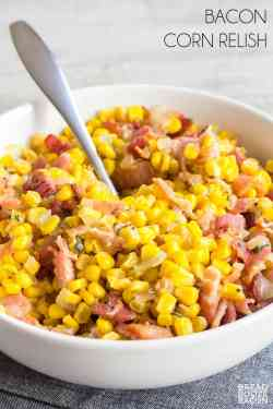 Small Of Corn Side Dishes