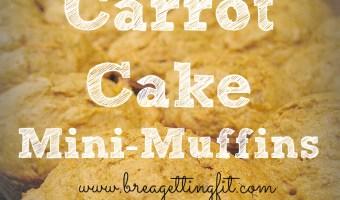 Super-Easy Carrot Cake Muffin Recipe