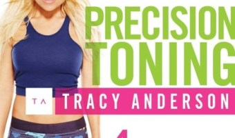 Tracy Anderson Precision Toning kicked my butt