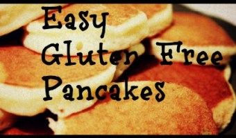 Fast & Easy Gluten-Free Pancakes