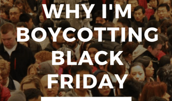 Why I Don't Do Black Friday (+ My Top Picks For The Holidays)