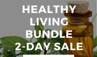 Get the Healthy Living Bundle for Less Than $30!