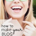 How To Make Your Blog Stand Out In The Crowd, and Make MONEY doing it!