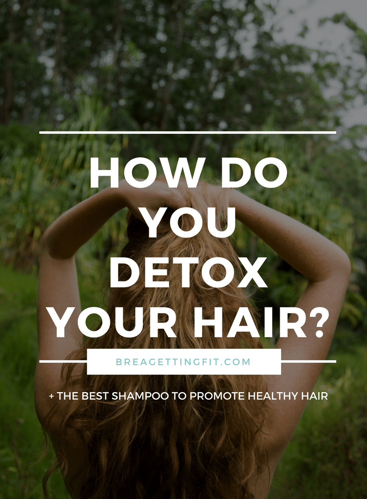 How do you detox your hair?