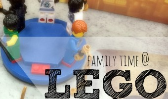 Family Time At LEGO Kidsfest