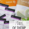 My Impressions After One Week Of Using Thrive DFT By Le-Vel