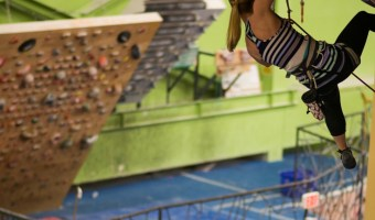 Rock Climbing {& the Importance of Alternative Fitness}